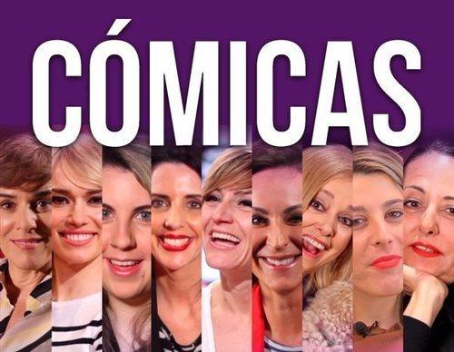 Mujeres y humor: Nuestras 'Cómicas' analizan la desigualdad en la comedia