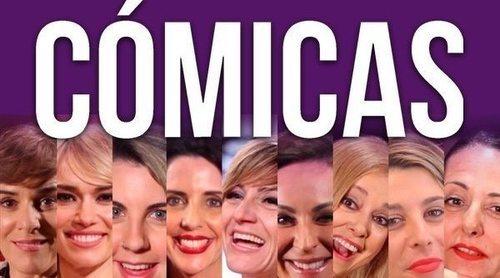 Mujeres y humor: Nuestras 'Cómicas' analizan la desigualdad en la comedia a lo largo de su historia
