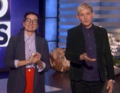 'Juego de Juegos': Silvia Abril cruza el charco para visitar a Ellen DeGeneres en esta divertida promoción