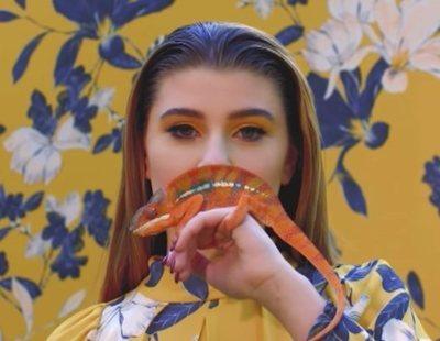 """Eurovisión 2019: Michela canta """"Chameleon"""", canción con la que representará a Malta"""