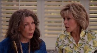 Tráiler de la quinta temporada de 'Grace and Frankie', donde se presenta la lucha por recuperar su casa