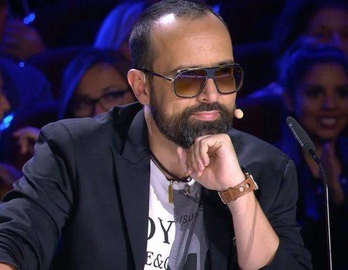 "Risto Mejide vive una ""colonoscopia auditiva"" en esta promo de 'Got Talent'"