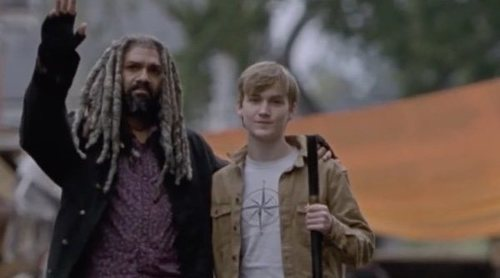 "Promo del 9x15 de 'The Walking Dead': ""The Calm Before"""