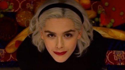 'Las escalofriantes aventuras de Sabrina' está más liberada que nunca en el tráiler de la segunda temporada