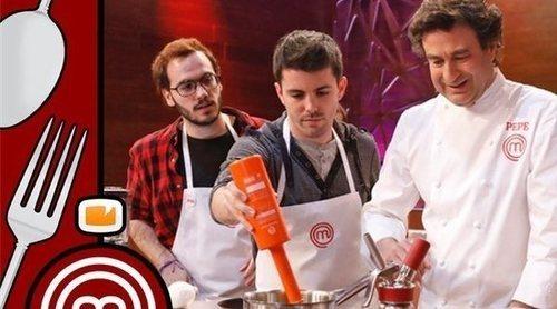 ¡Sí, MasterChef!: Cocinamos con Pepe Rodríguez en el plató de 'MasterChef' en la presentación de la 7ª edición