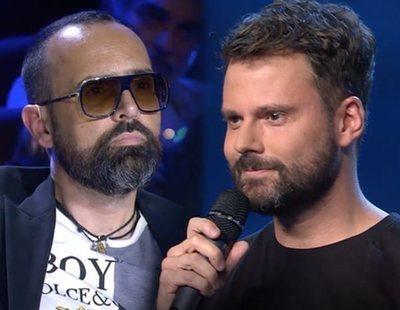 'Got Talent España': El inesperado reencuentro entre Daniel Zueras y Risto Mejide tras 'OT 2006'