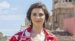 """Carmen Climent ('Cuéntame'): """"Me generaba presión ser María Alcántara, el personaje era Paula Gallego"""""""