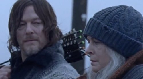 "Promo del 9x16 de 'The Walking Dead': ""The Storm"""