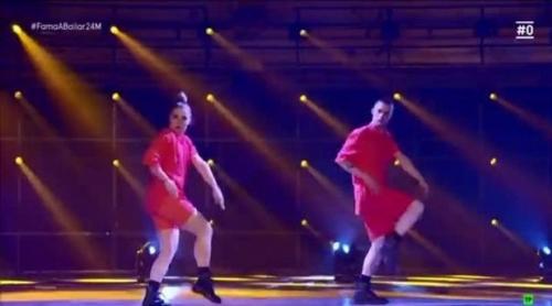 'Fama a bailar': La alucinante coreografía de Lohi y Davo con