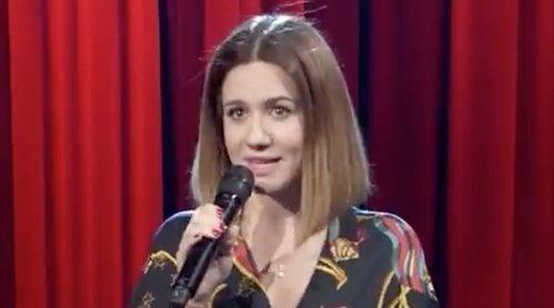 "El aplaudido monólogo de Henar Álvarez en 'Late Motiv' sobre tener la fama de ""la puta de la clase"""