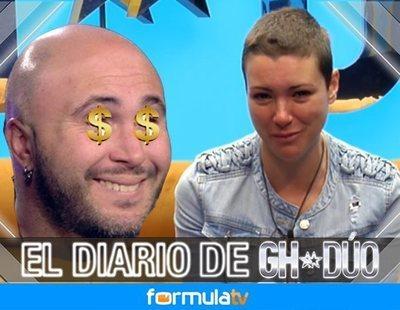 'Diario de GH Dúo': ¿Por qué María Jesús se chiva de que Kiko Rivera se gastó 4000 euros en un casino?