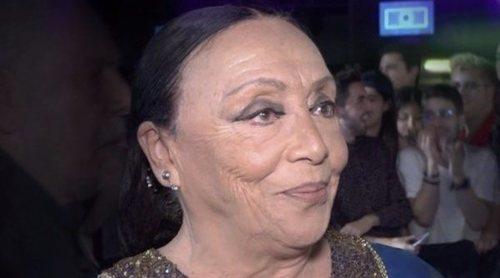 """Betty Missiego: """"Eurovisión ha cambiado muchísimo, antes era muy serio y ahora es un espectáculo precioso"""""""