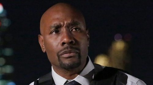 Morris Chestnut ('The Enemy Within'):