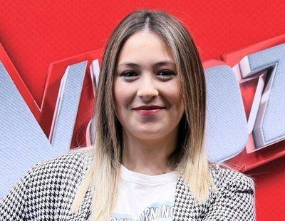 """María, finalista de 'La voz': """"Eva González fue un impulso para presentarme; con ella gané 'Se llama copla'"""""""