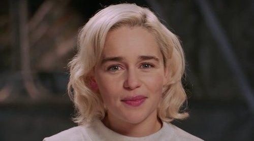 Emilia Clarke se emociona al recordar la evolución de Daenerys en 'Juego de Tronos'