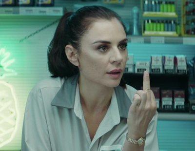 """Miren Ibarguren saca la garra de Yoli de 'LQSA' en """"Lo dejo cuando quiera"""": """"Cómeme el... en tres idiomas"""""""
