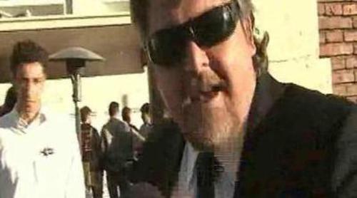 Javier Coronas, reportero en 'Caiga Quien Caiga'