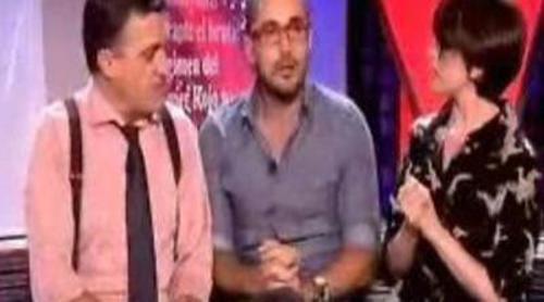 Sergio Morante es elegido nuevo reportero gay de 'El intermedio'