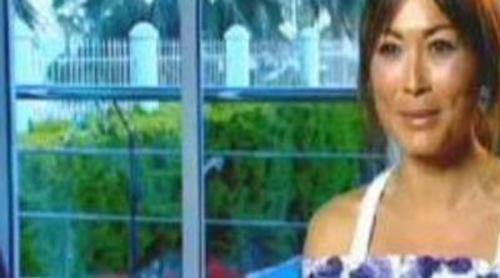 Mar Segura se estresa preparando una fiesta en 'Mujeres ricas'
