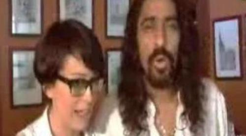 """Segunda parte de la entrevista de Thais Villas a Diego """"el Cigala"""" en 'El intermedio'"""