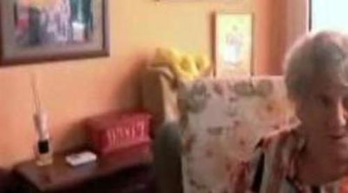 La abuela de Fermín de 'El internado' enseña su casa en '¿Quién vive ahí?'