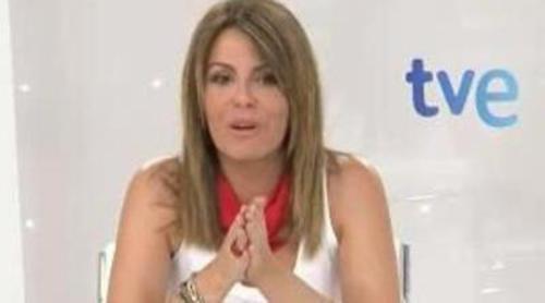"""Pilar García Muñiz: """"El mejor balcón para ver los Sanfermines está en TVE"""""""