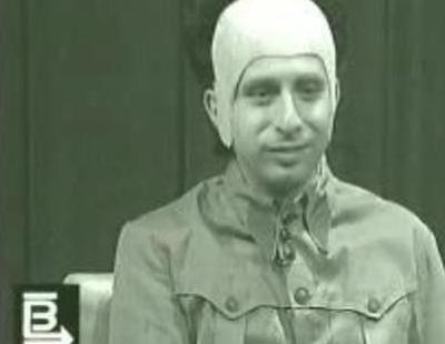 Buenafuente entrevista a Berto disfrazado de Mao Tse-Tung