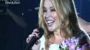 Flash Mob con Kylie Minogue en el Orgullo Gay 2010 de Madrid