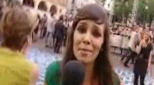 Cristina Pedroche entrevista a Leonardo DiCaprio