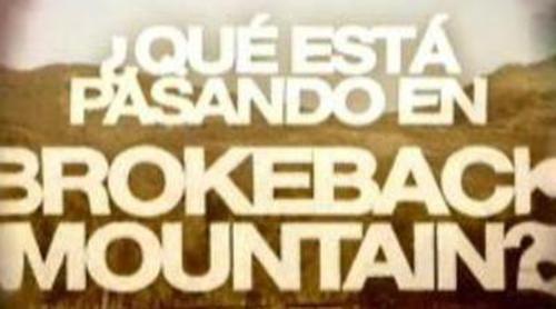 """""""Brokeback Mountain"""" con Dani Mateo y Ricardo Castella en 'Sé lo que hicisteis'"""