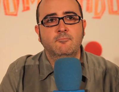 """Carlos Areces: """"Esta no es una serie de sketches para apoyar 'Supervivientes'"""""""