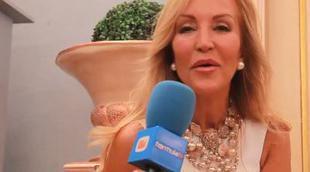 """Carmen Lomana: """"Hay que recuperar el respeto por el maestro en nuestra sociedad"""""""