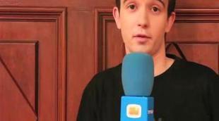 """Daniel Retuerta: """"Quiero que Roque se redima o se vuelva más malo"""""""
