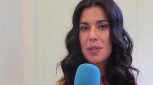 """Pilar Punzano: """"Pisar el plató de 'Cuéntame' fue un viaje en el tiempo"""""""