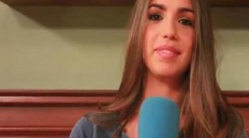 """Elena Furiase: """"Vicky no ha sido una protagonista, pero tampoco lo necesitaba"""""""