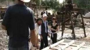 Video del rodaje de 'Los Pilares de la Tierra'