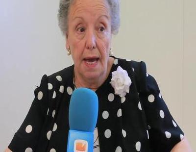 """María Galiana: """"He conseguido hacer una Herminia universal en 'Cuéntame'"""""""