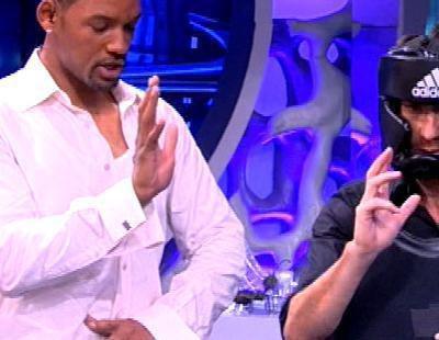 Jackie Chan y Jaden Smith dan una paliza a Pablo Motos