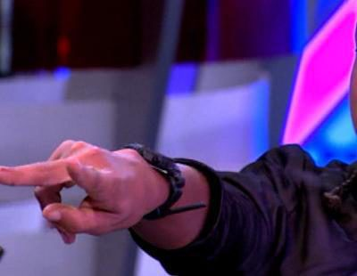 Jaden Smith rapea, junto a su padre Will Smith, en 'El hormiguero'