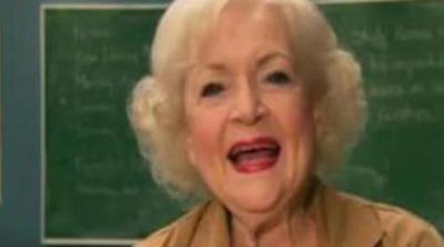 Betty White en 'Community'