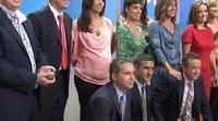 Presentación de la nueva temporada de los informativos de TVE