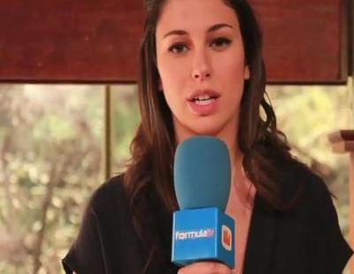 """Blanca Suárez: """"Hay que tener un agradecimiento especial a los que nos siguen en 'El internado'"""""""
