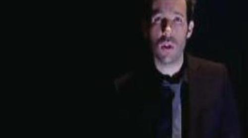 Javier Gómez presenta 'Entre copas' en Marca TV