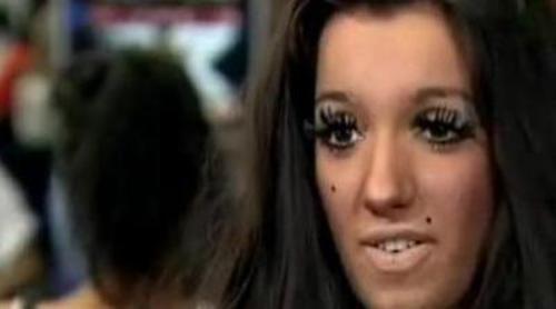 """Audición de la """"call girl"""" Chloe Mafia para 'The X Factor'"""