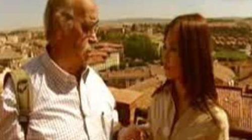 'El intermedio' rinde su particular homenaje a José Antonio Labordeta