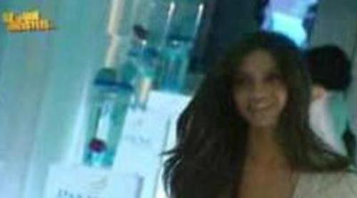 Caída de Sara Carbonero en 'Sé lo que hicisteis'