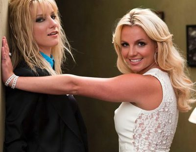 "Avance de Britney en 'Glee': Brittany y Santana cantan ""Me Against The Music"""