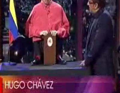 'Buenafuente' presenta a su particular Hugo Chávez