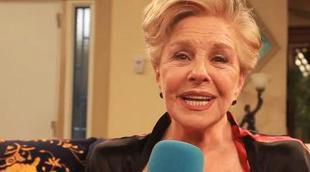 """Lola Herrera: """"Estoy haciendo un gran esfuerzo para ser tan loca como lo es Blanca"""""""