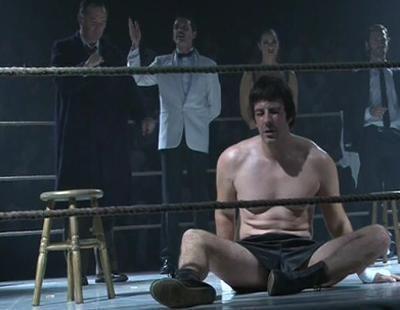 Presentación de 'Urtain', la adaptación televisiva de la obra teatral